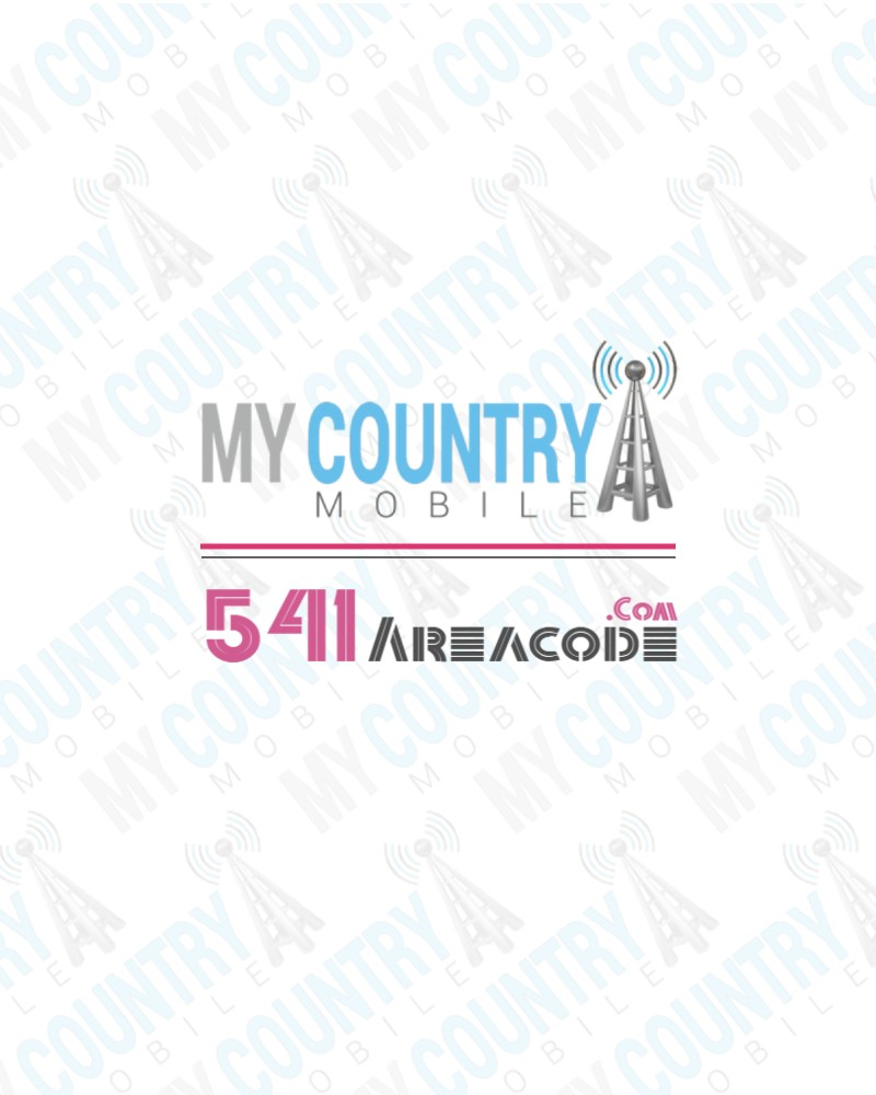 541 Area Code Oregon- My Country Mobile