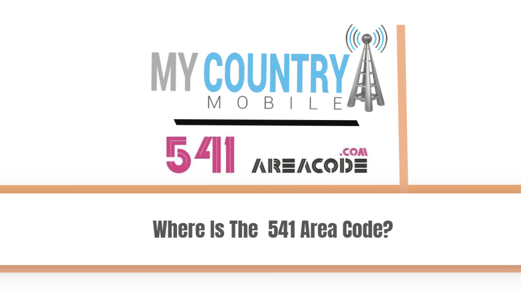 541- My Country Mobile